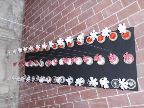 installatie van Kathrin Buskies en Nora Grawitter