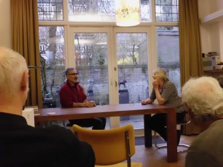 gesprek met Tajddin Özen