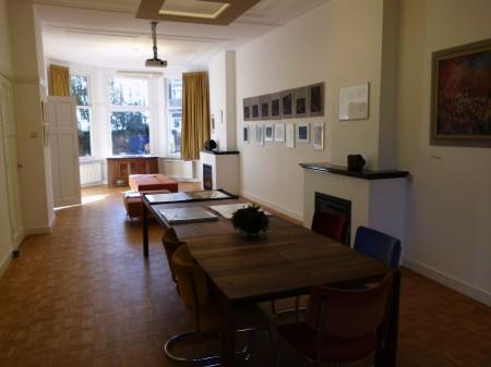 De galerie, overzicht expo Hans Gorter