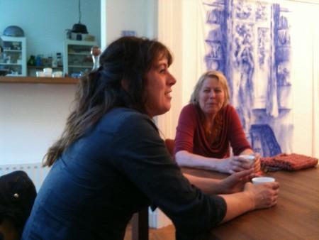 Thee met Katja